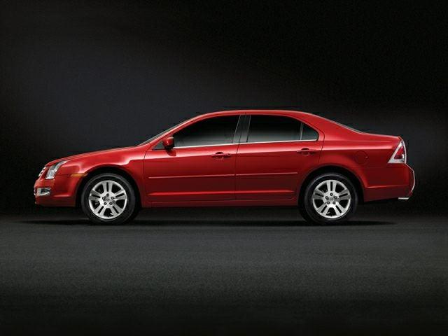 2008 Ford Fusion Se In Somerville Nj Fullerton Fiat